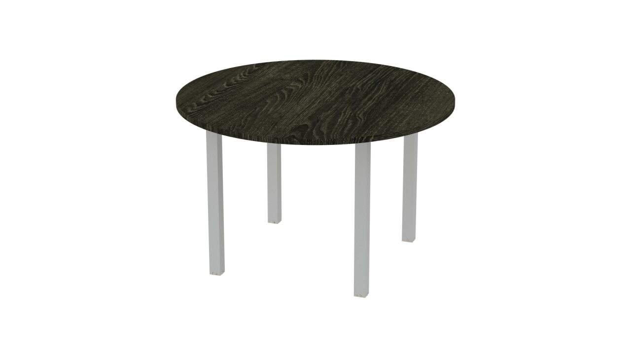 Стол на металлокаркасе  Vasanta 120x120x75 - фото 1