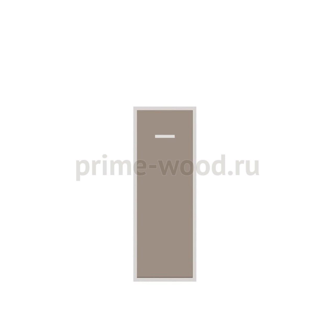 Дверь тонированная в раме  Бонд 44x2x122 - фото 3