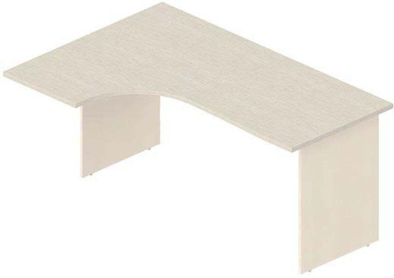 Стол интегральный левый  Gamma (Гамма) 160x110x75 - фото 3
