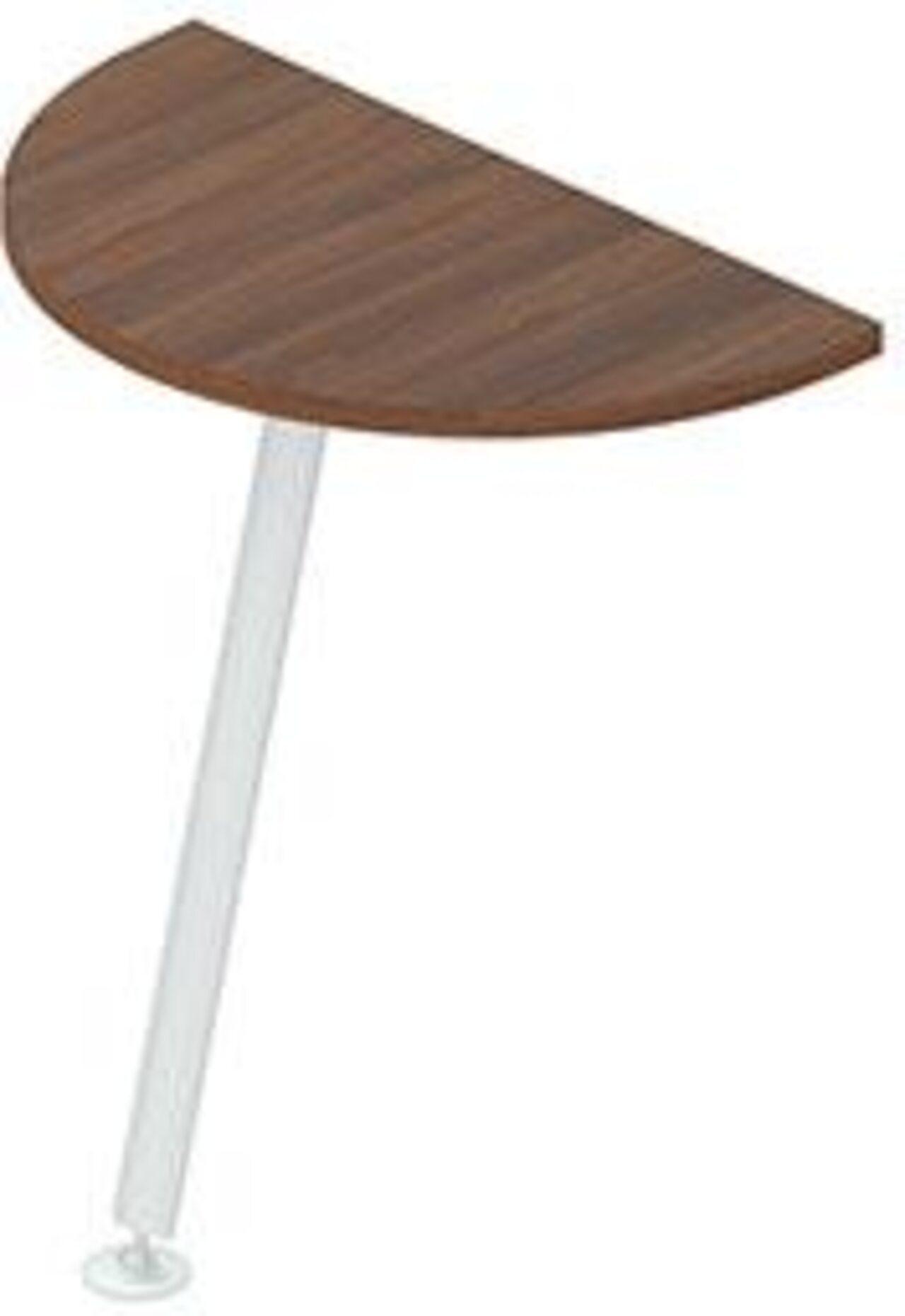 Приставка для прямых столов  Gamma (Гамма) 40x70x3 - фото 1