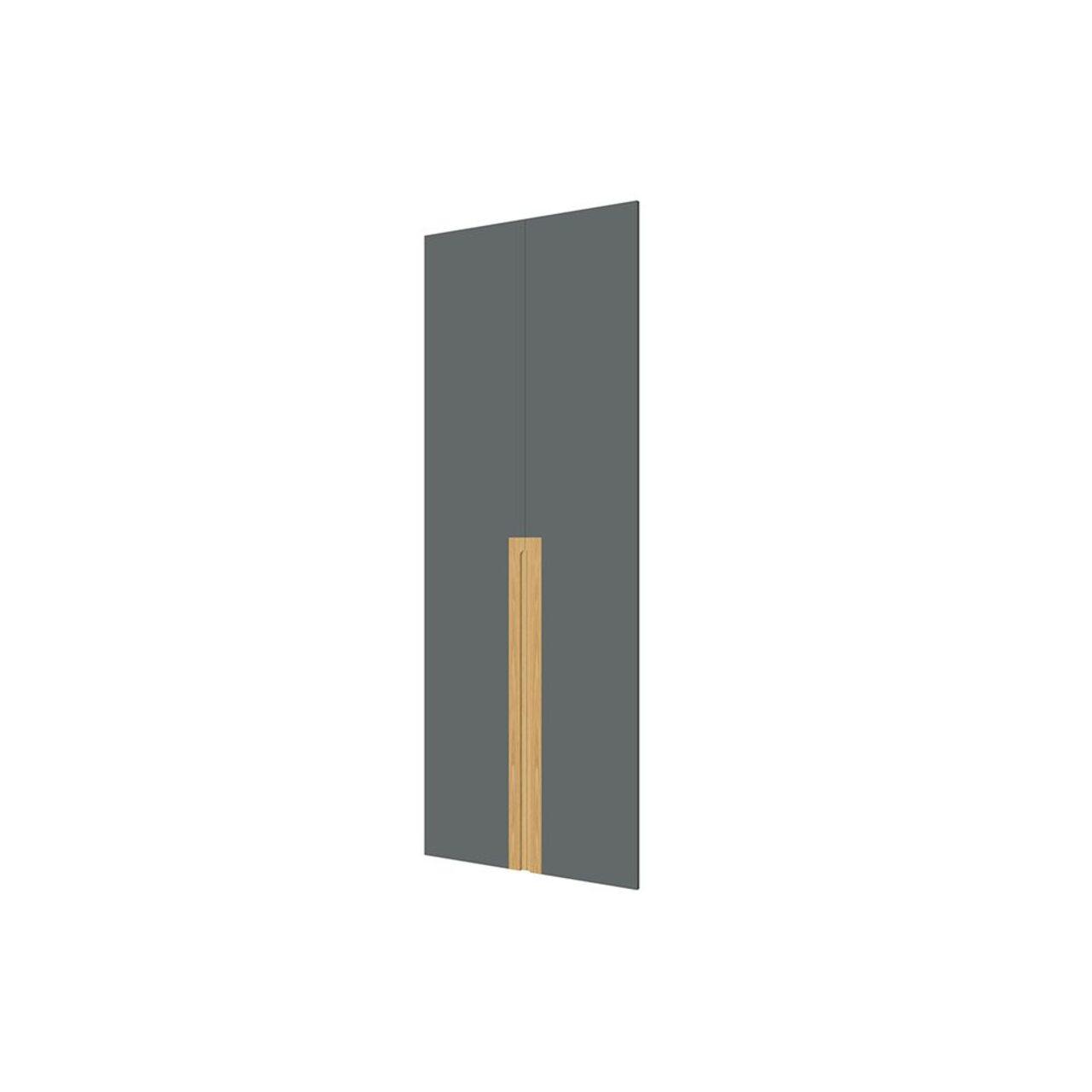 Комплект глухих высоких дверей  Remo 80x2x215 - фото 1