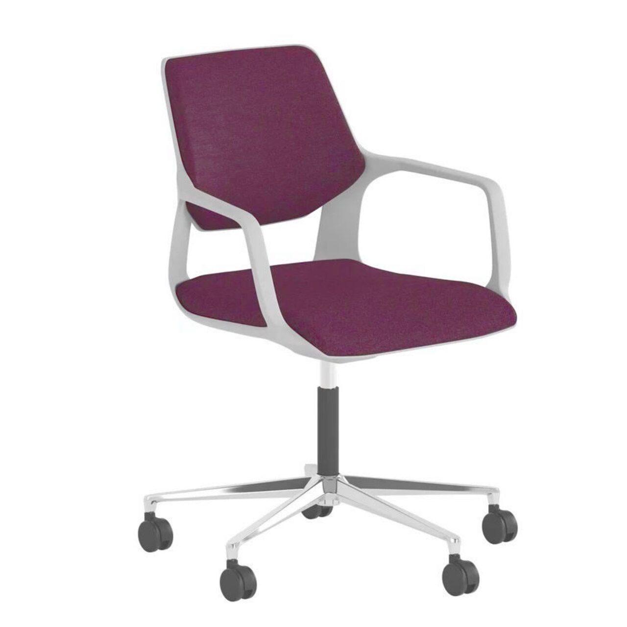 Кресло для персонала Фальконе (низкая спинка) - фото 3