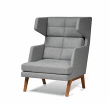 Кресло высокое