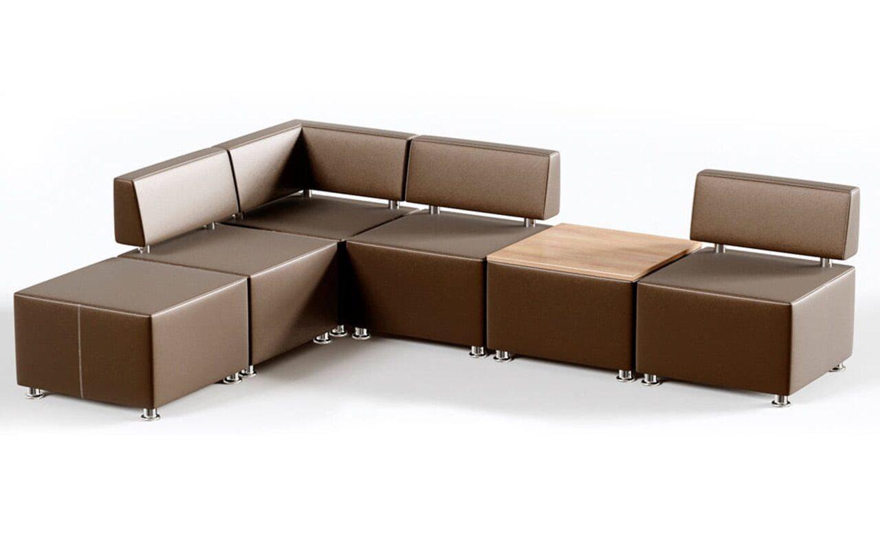 Мягкая офисная мебель Мальта - фото 2