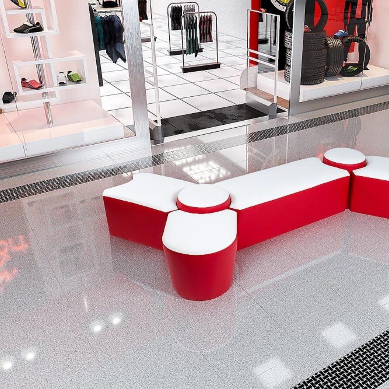Мягкая офисная мебель Молекула - фото 1