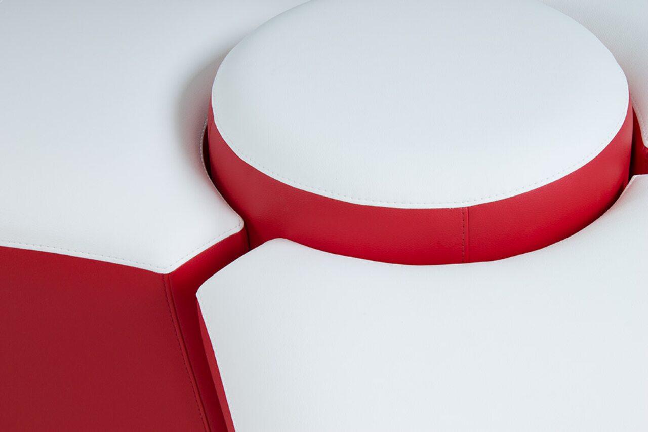 Мягкая офисная мебель Молекула - фото 4