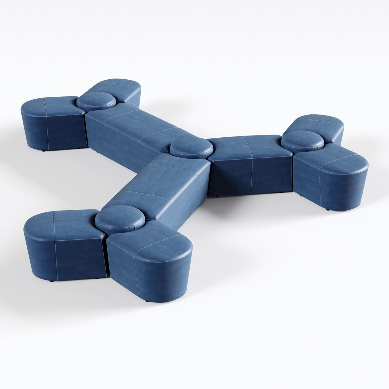 Мягкая офисная мебель Молекула - фото 2