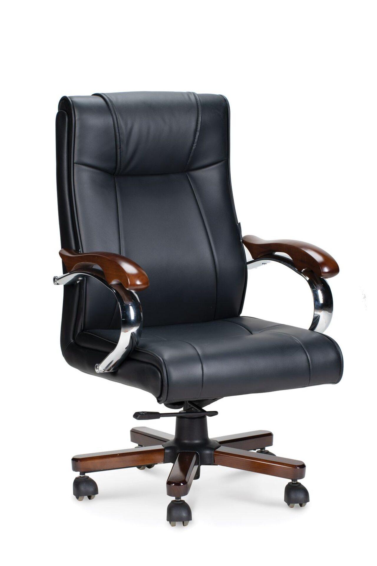 Кресло офисное Дипломат P377A-02 - фото 1