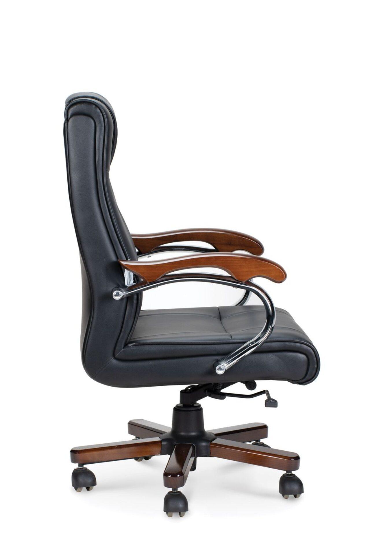 Кресло офисное Дипломат P377A-02 - фото 4