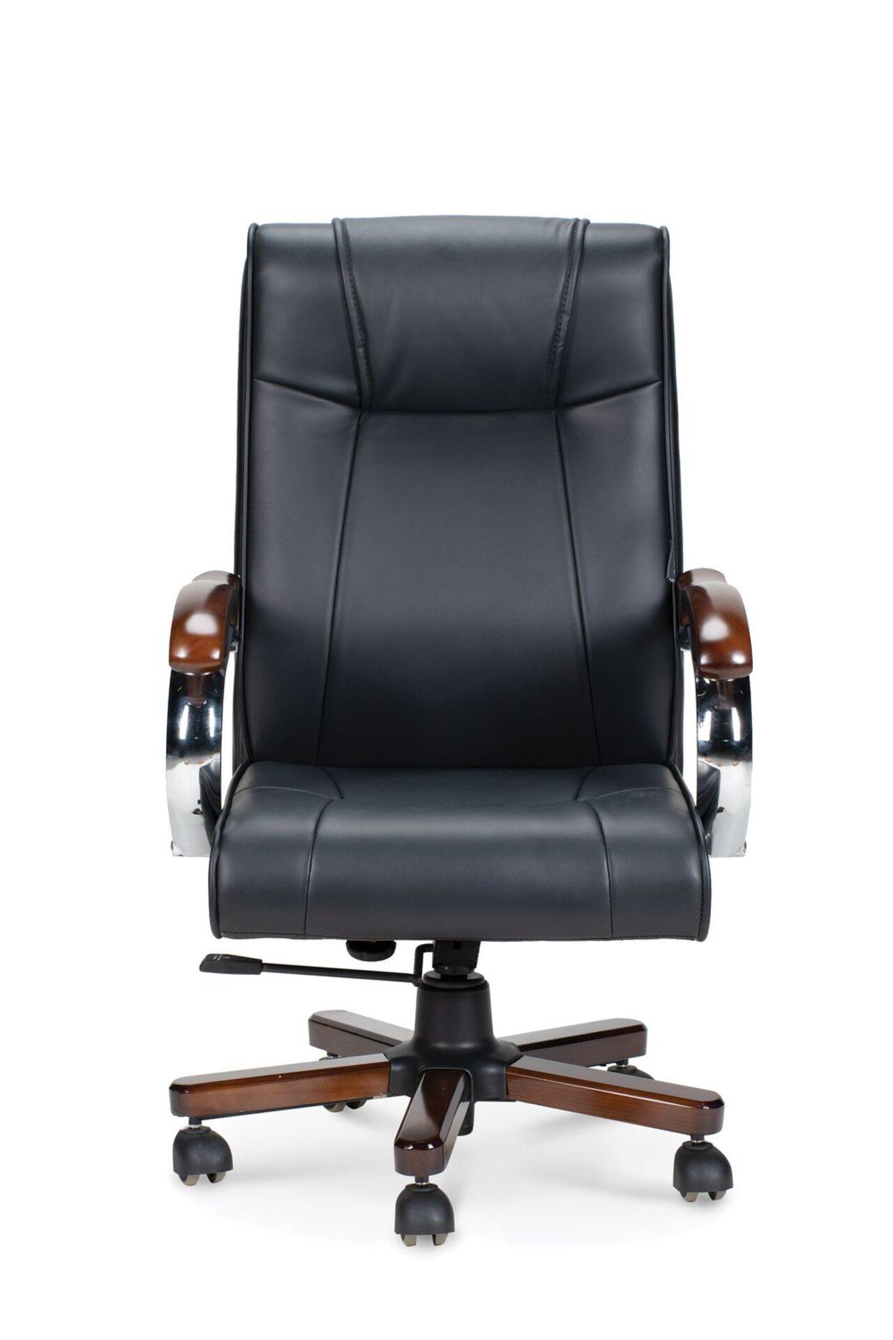 Кресло офисное Дипломат P377A-02 - фото 2