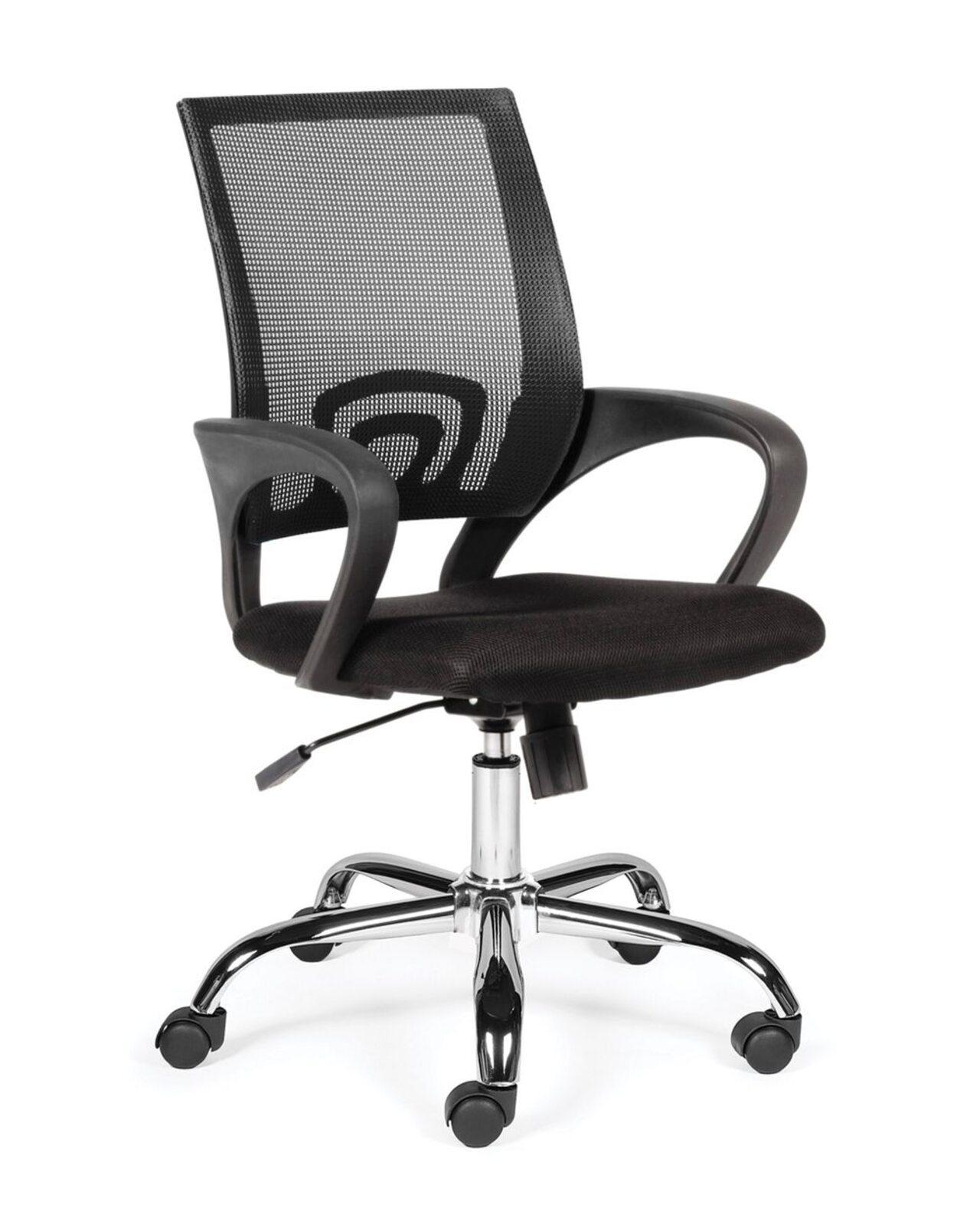 Кресло офисное Спринг 804-1 chrome  - фото 3