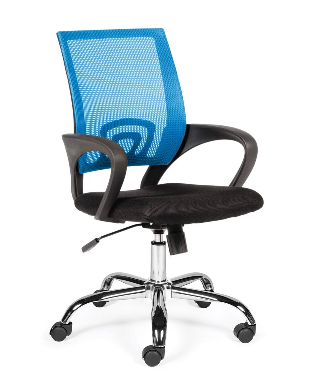 Кресло офисное Спринг 804-1 chrome  - фото 5