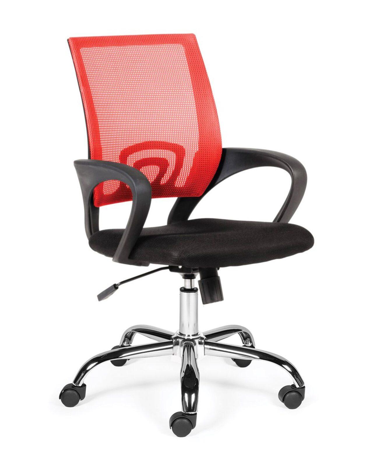 Кресло офисное Спринг 804-1 chrome  - фото 4