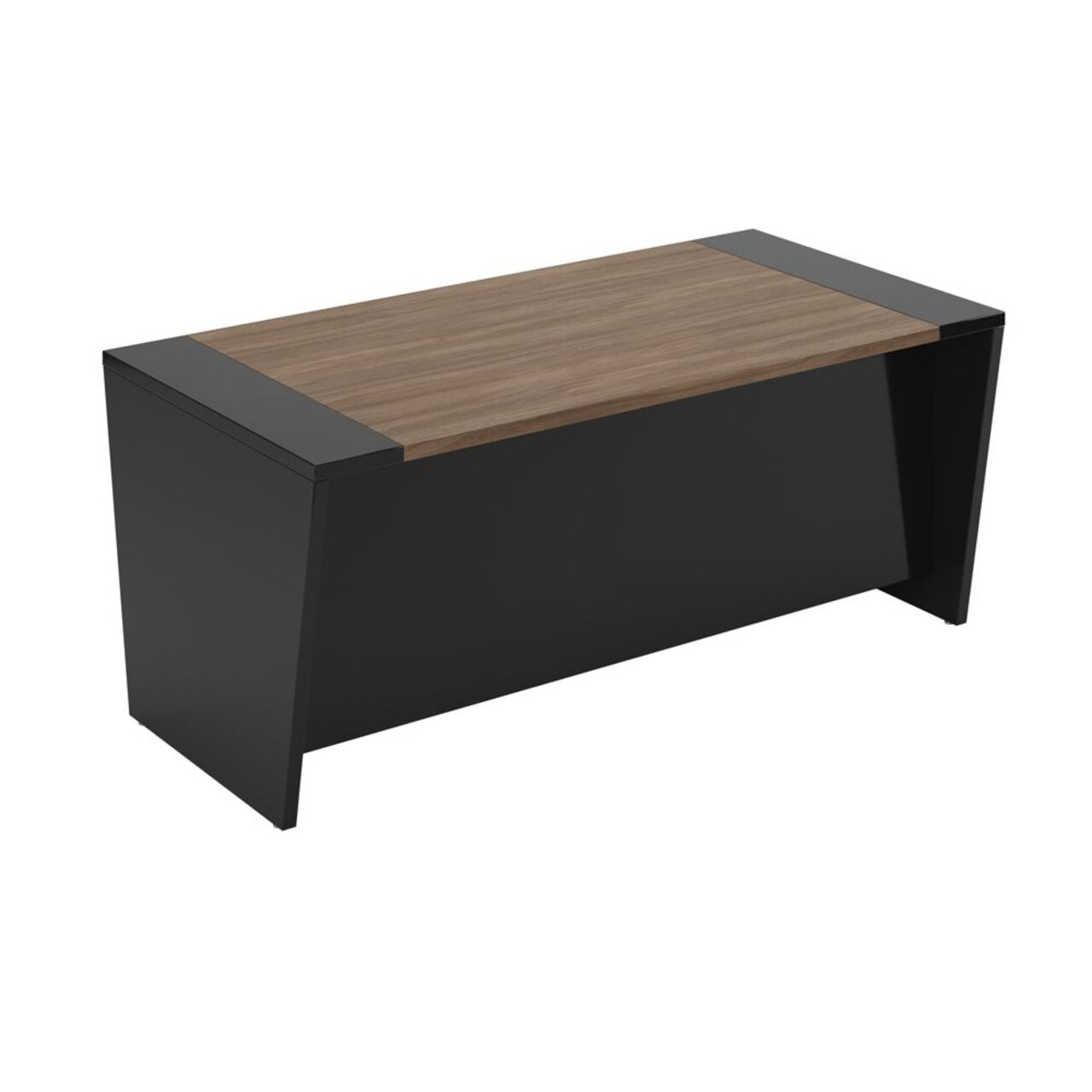 Стол письменный 180 (панель глянец)  ASTI 180x90x75 - фото 3