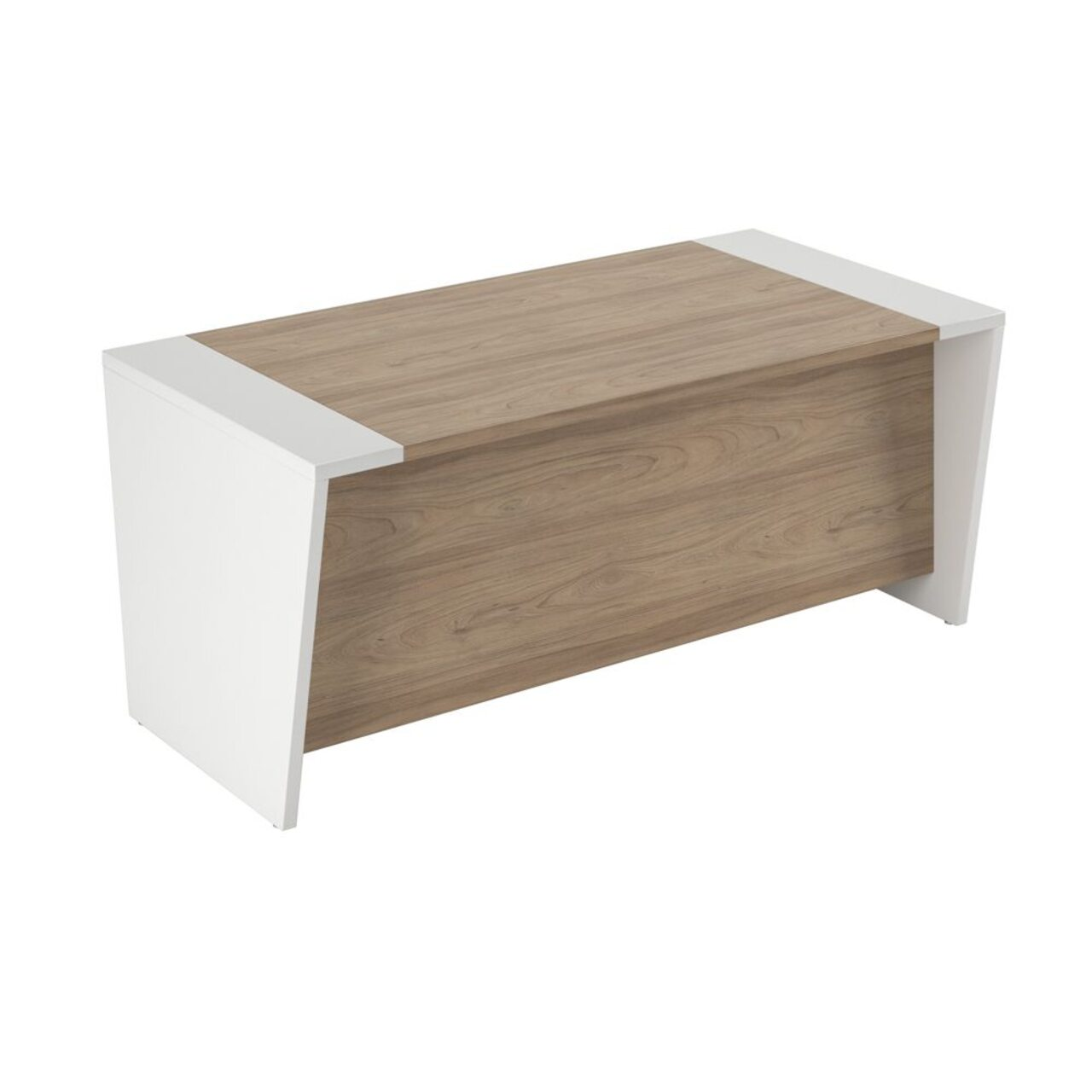 Стол письменный 180 (панель древесная)  ASTI 180x90x75 - фото 1