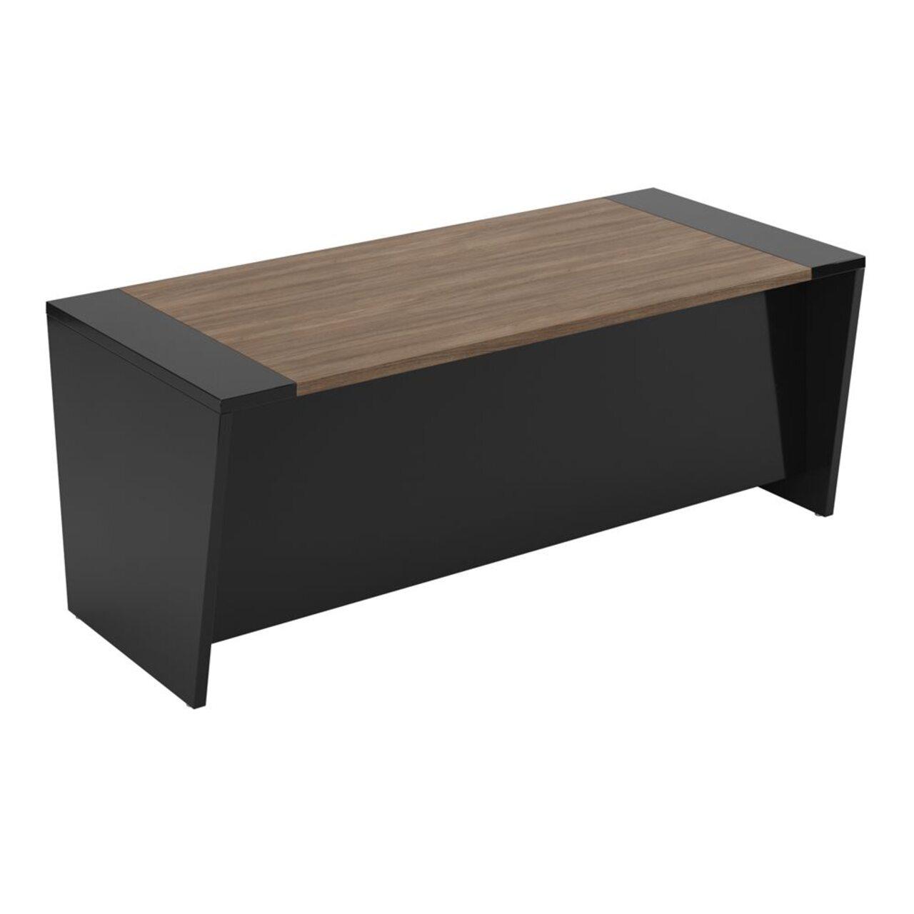 Стол письменный 200 (панель глянец)  ASTI 200x90x75 - фото 3