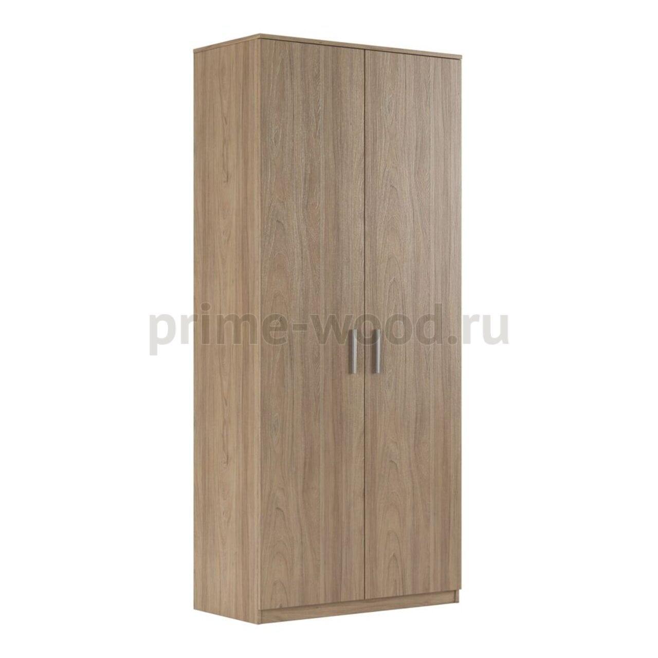 Шкаф для бумаг глухой, древесный  ASTI 90x45x205 - фото 1