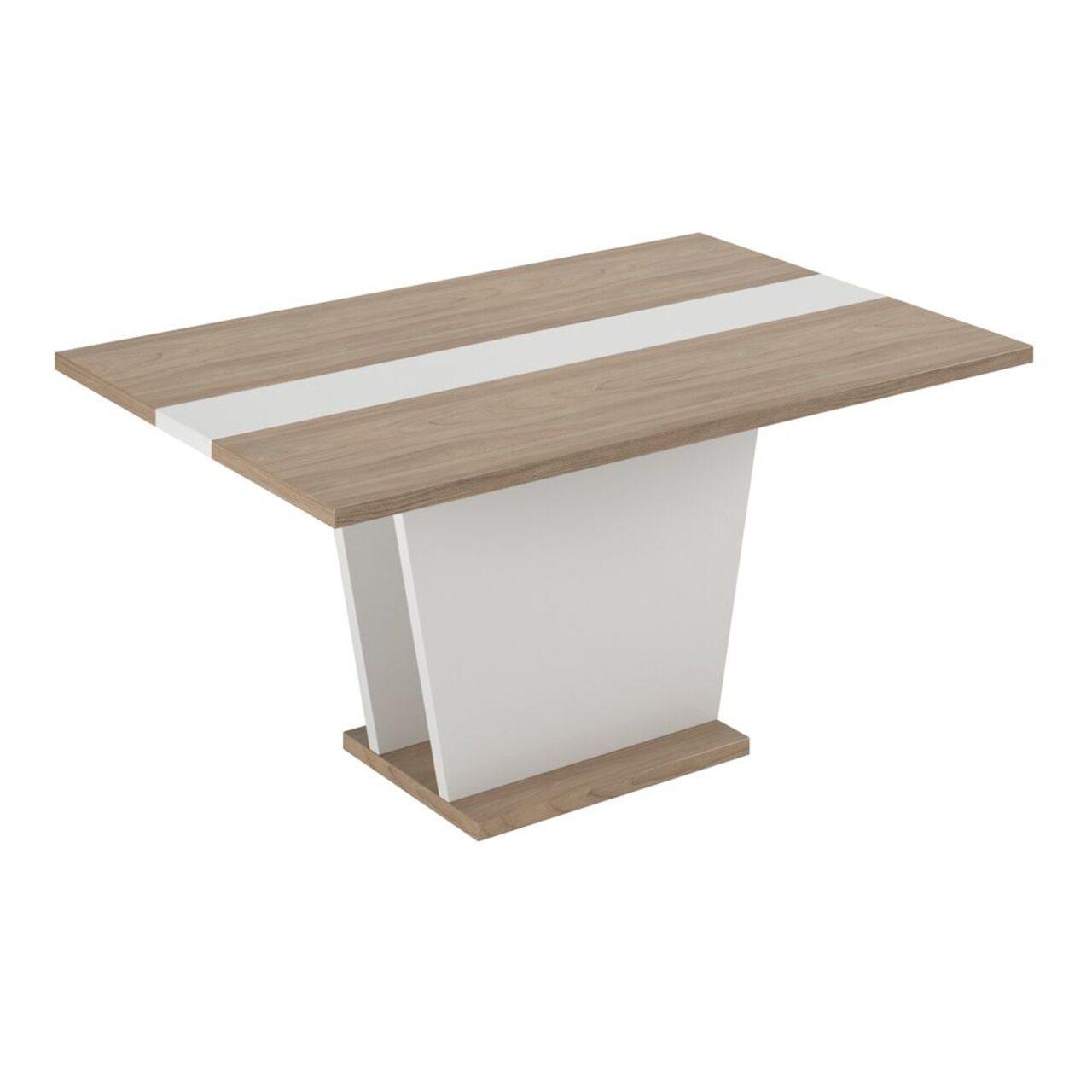 Брифинг-приставка / Элемент стола переговоров ASTI 140x100x75 - фото 1