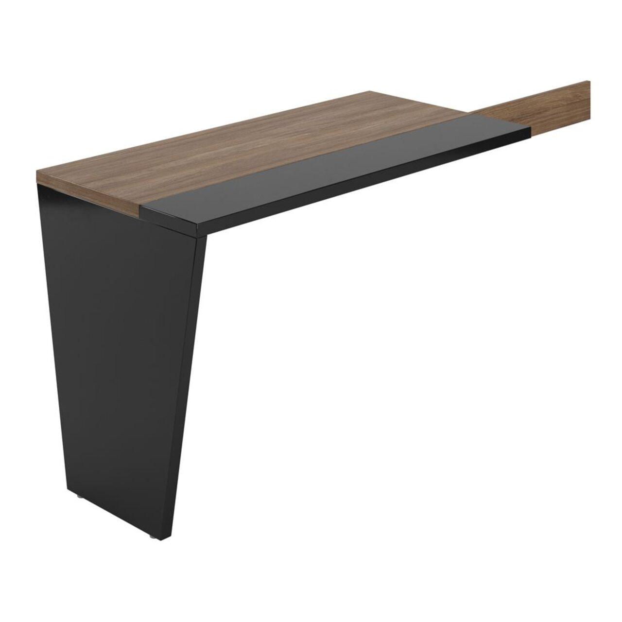 Приставной стол правый  ASTI 120x60x75 - фото 3