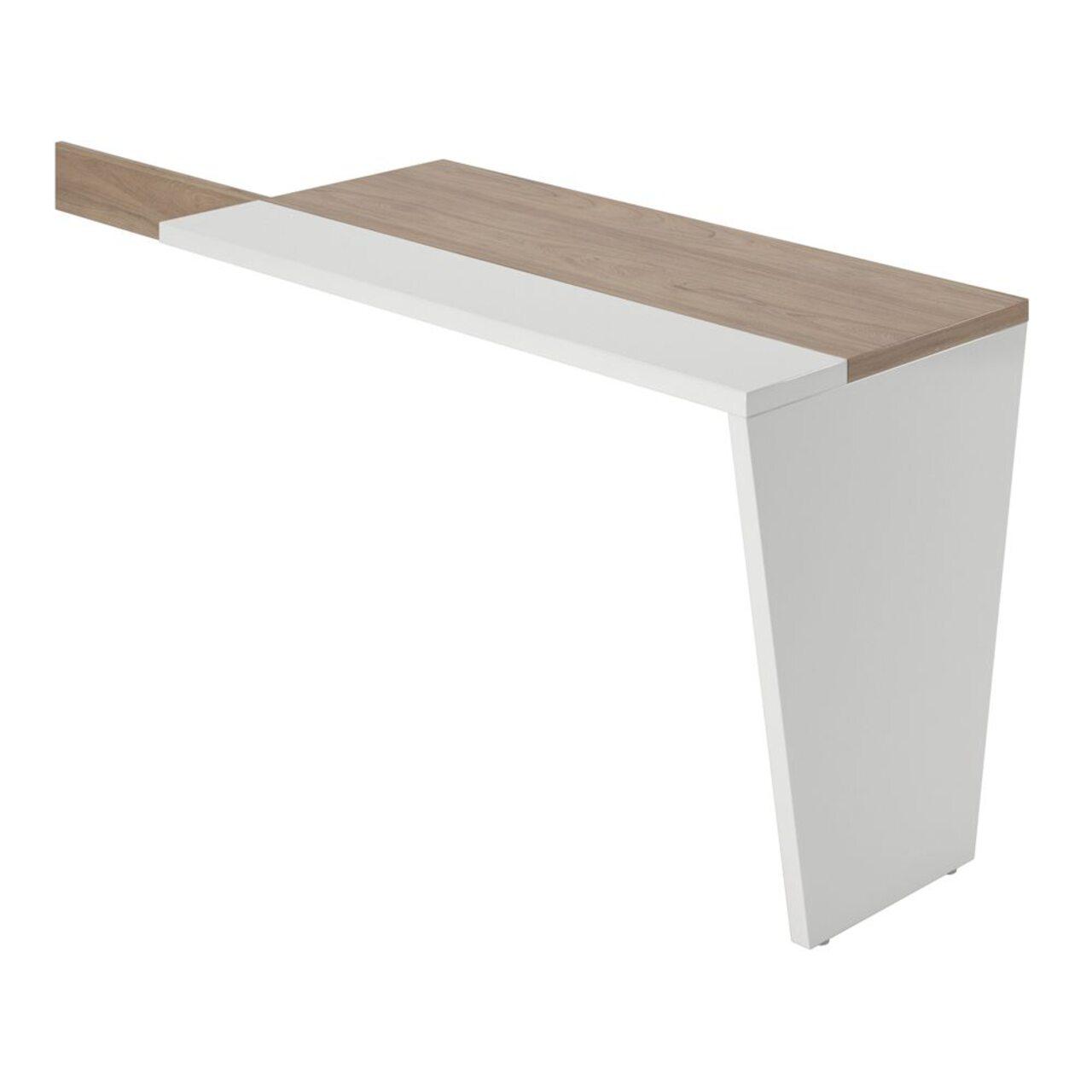 Приставной стол левый  ASTI 120x60x75 - фото 1