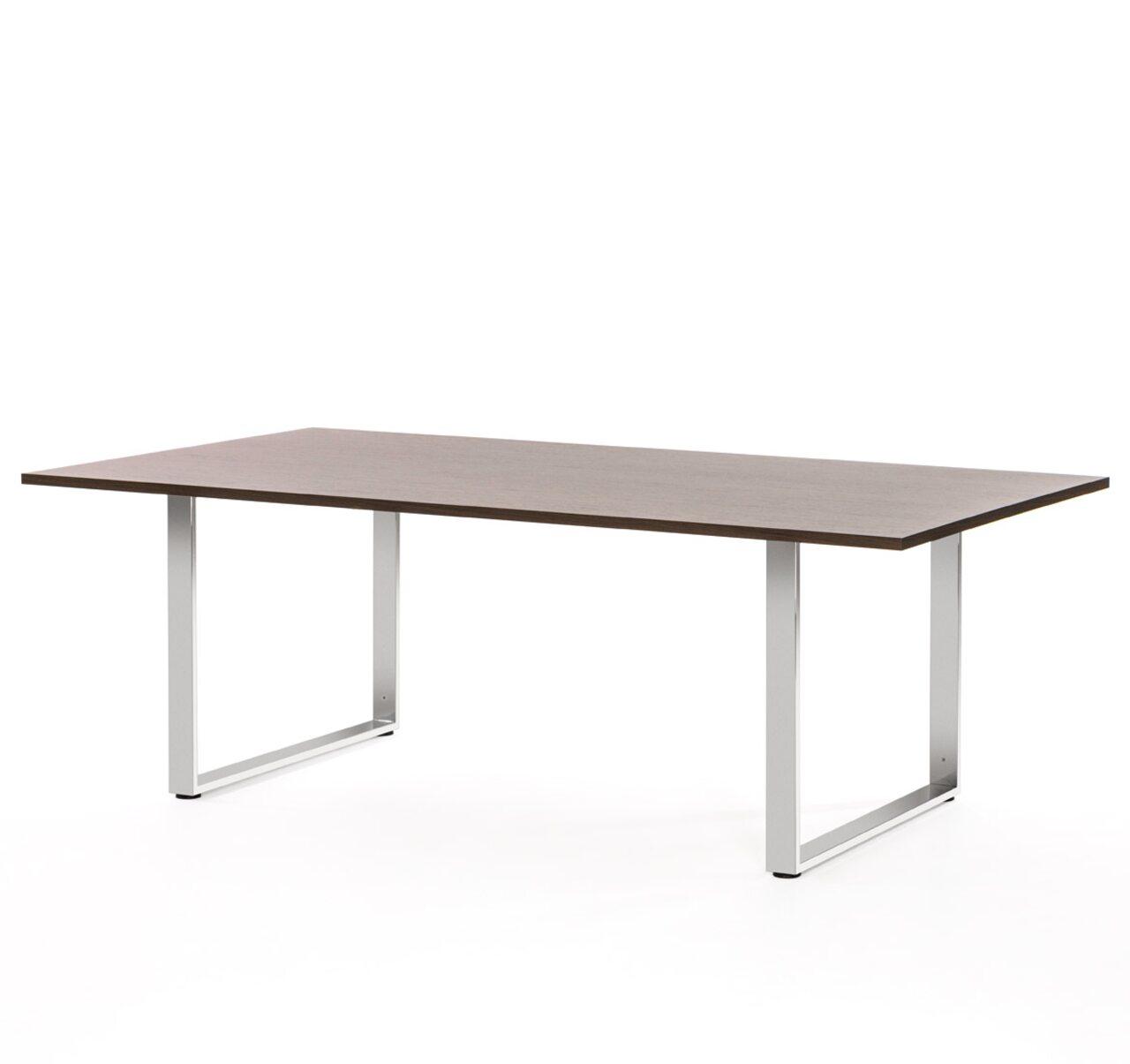 EXE Стол для переговоров (хром) Exe 220x120x76 - фото 1