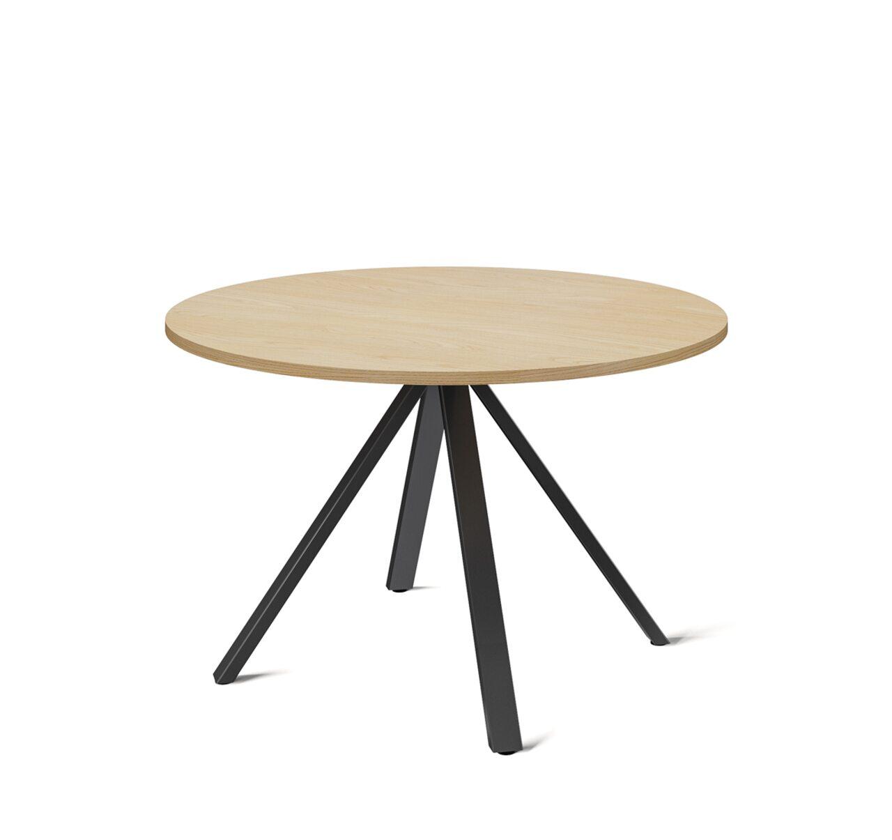 EXE Стол для переговоров круглый Exe 120x120x74 - фото 3