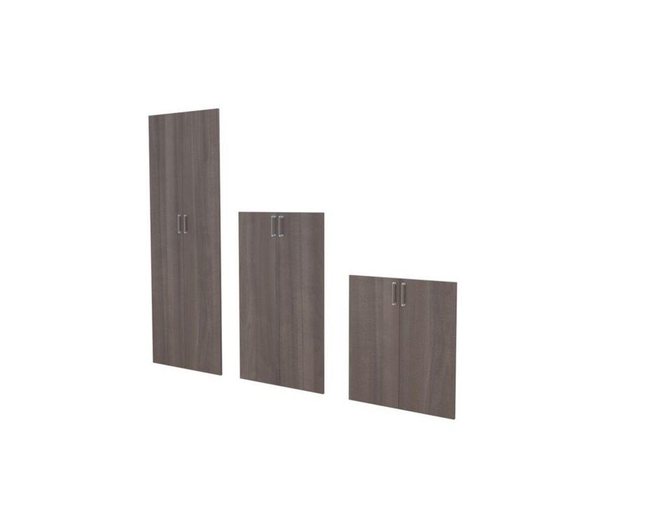 Двери из ЛДСП к широким стеллажам  Приоритет II 72x2x117 - фото 3