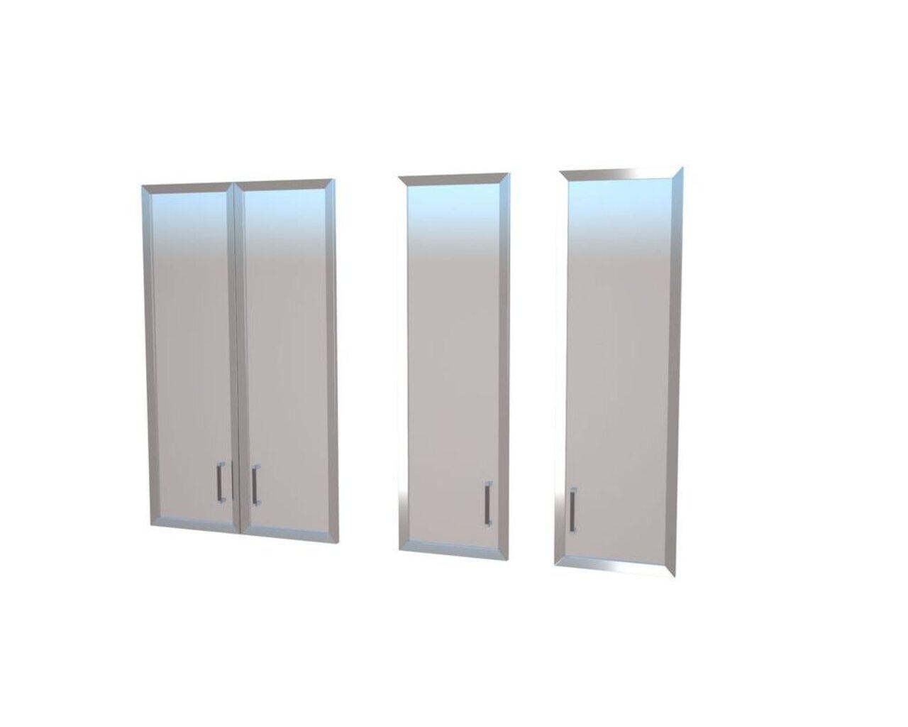 Двери стеклянные К-981 (дуб венге)  Приоритет II 72x2x117 - фото 3