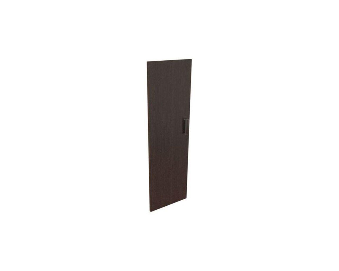 Дверь из ЛДСП к узкому стеллажу  Приоритет II 36x2x117 - фото 1