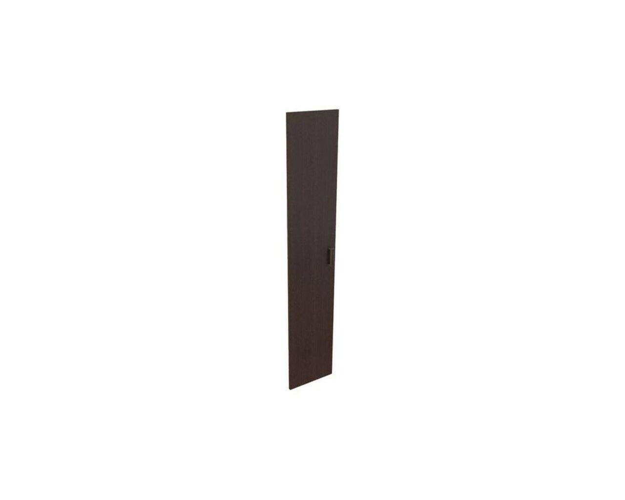 Дверь из ЛДСП к узкому стеллажу  Приоритет II 36x2x195 - фото 1
