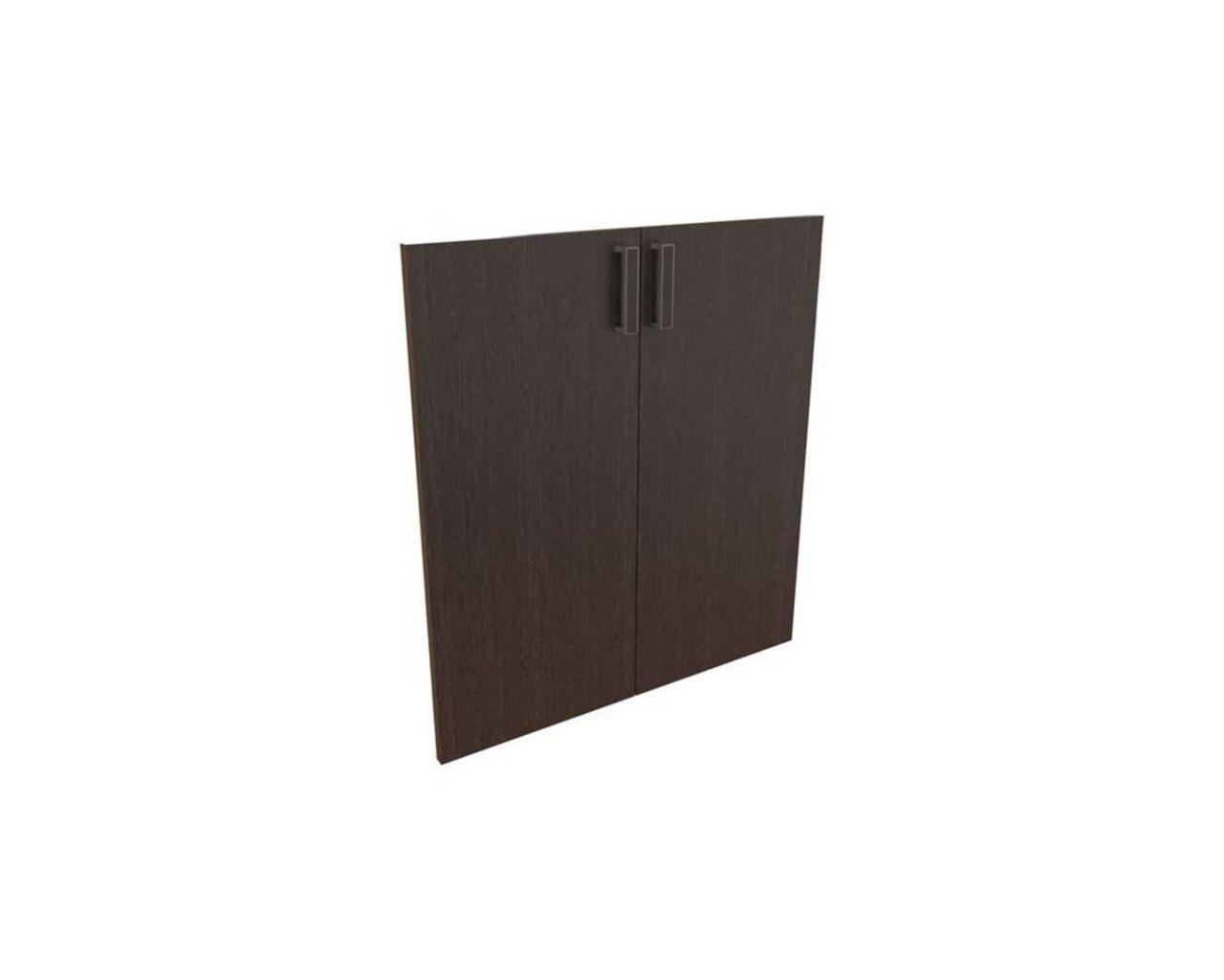 Двери из ЛДСП к широким стеллажам  Приоритет II 72x2x117 - фото 1