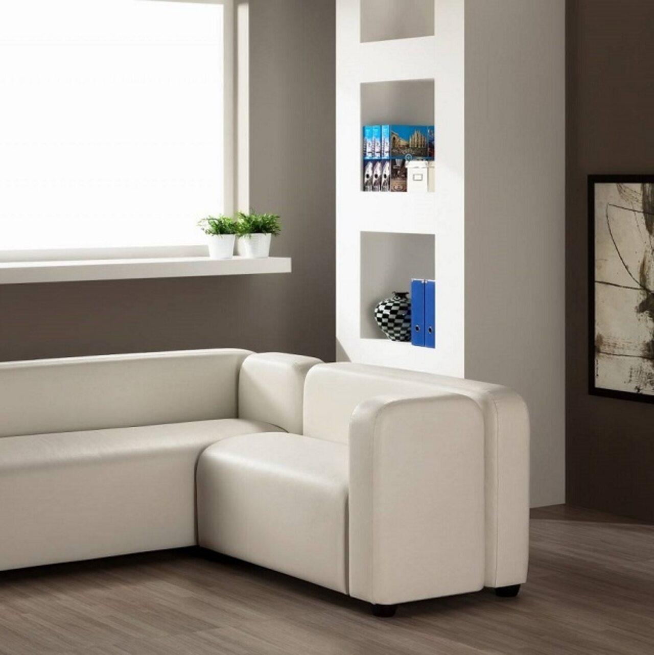 Мягкая офисная мебель Квадрато - фото 1