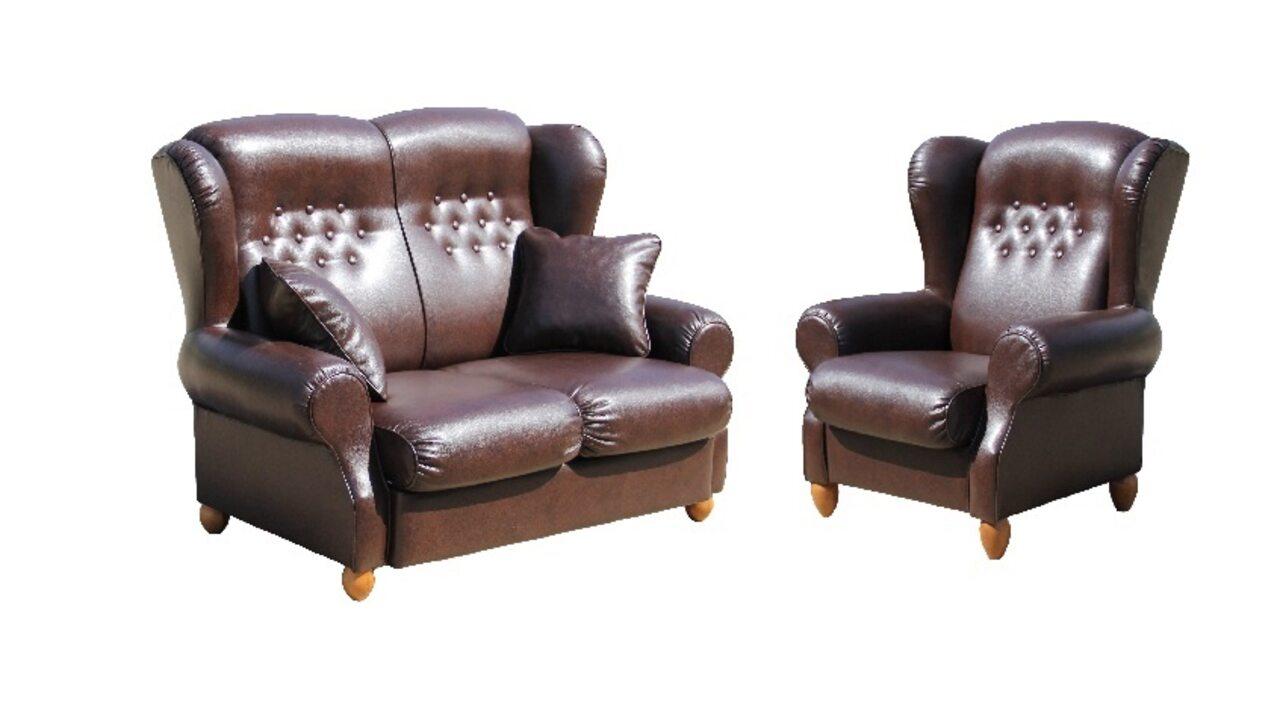 Мягкая офисная мебель Ланкастер - фото 1