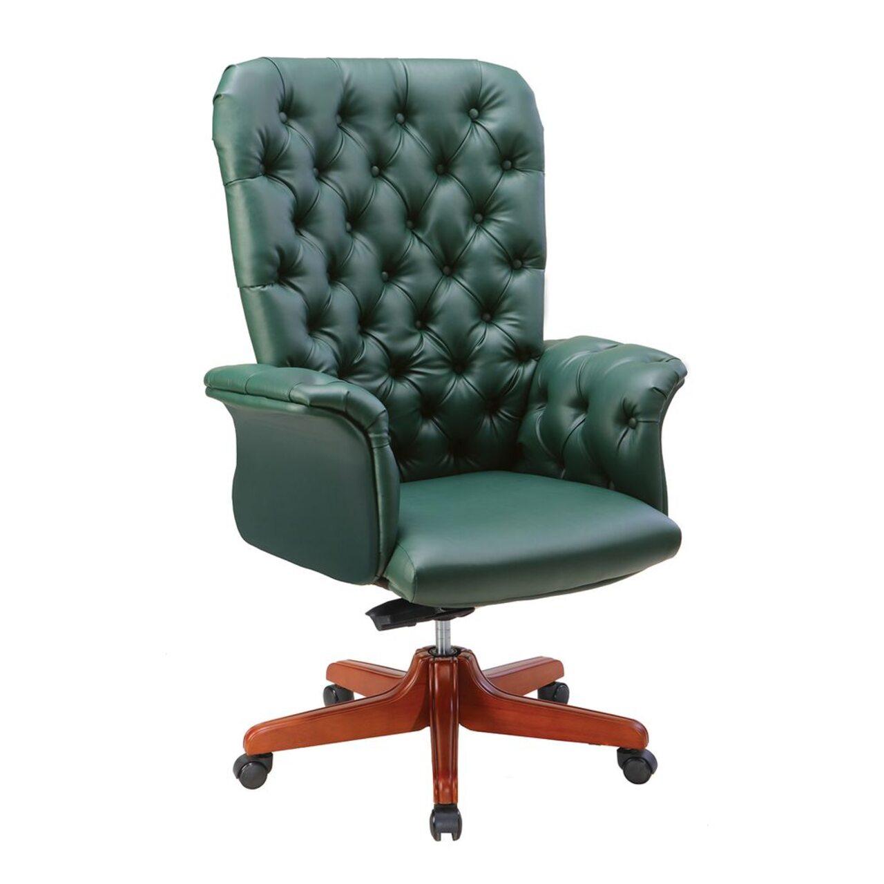 Классическое кресло 9545 - фото 1