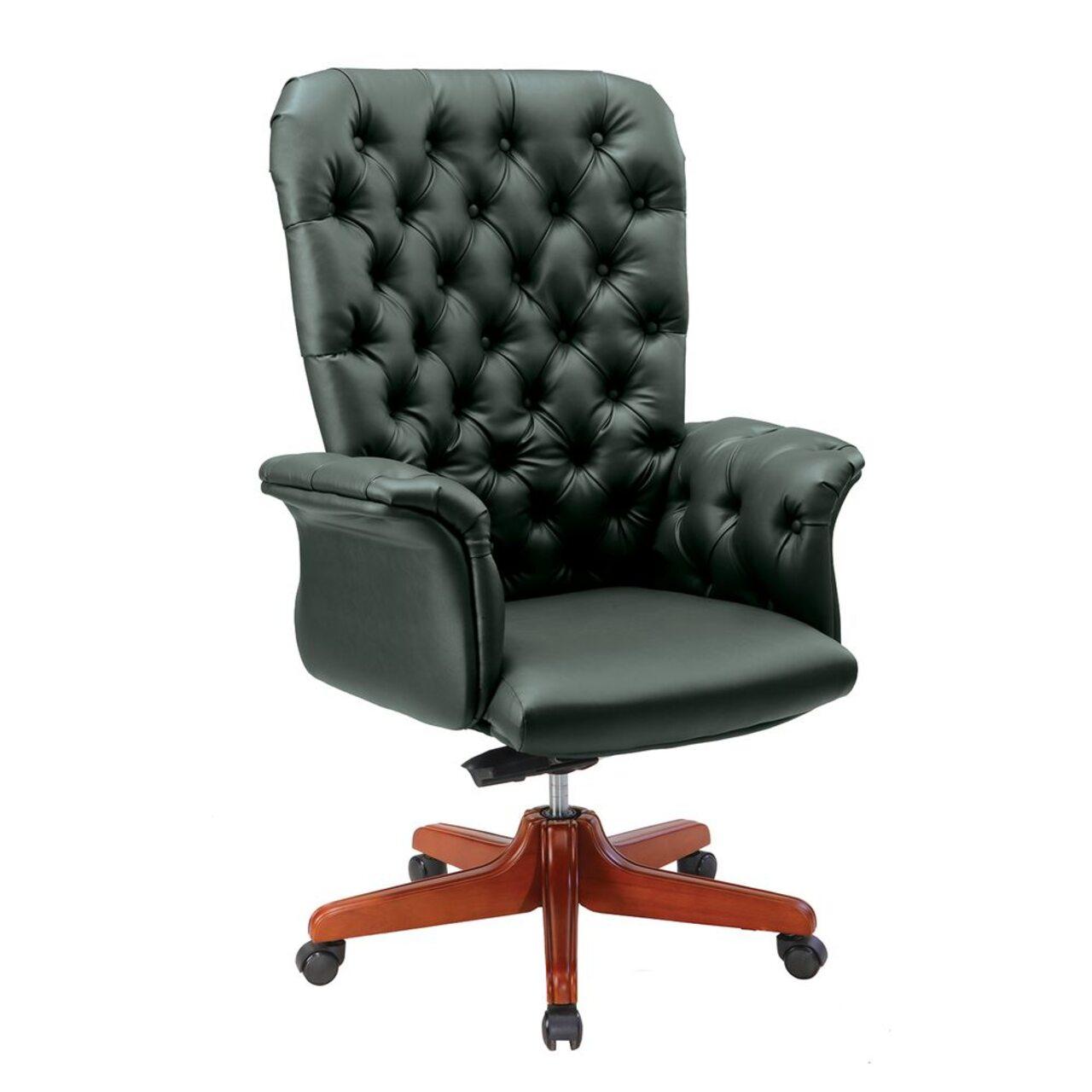Классическое кресло 9545 - фото 3