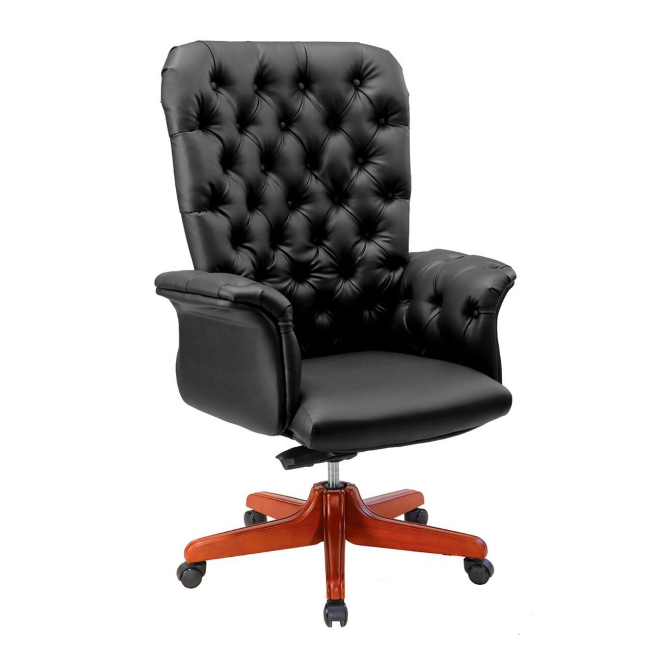 Классическое кресло 9545 - фото 4