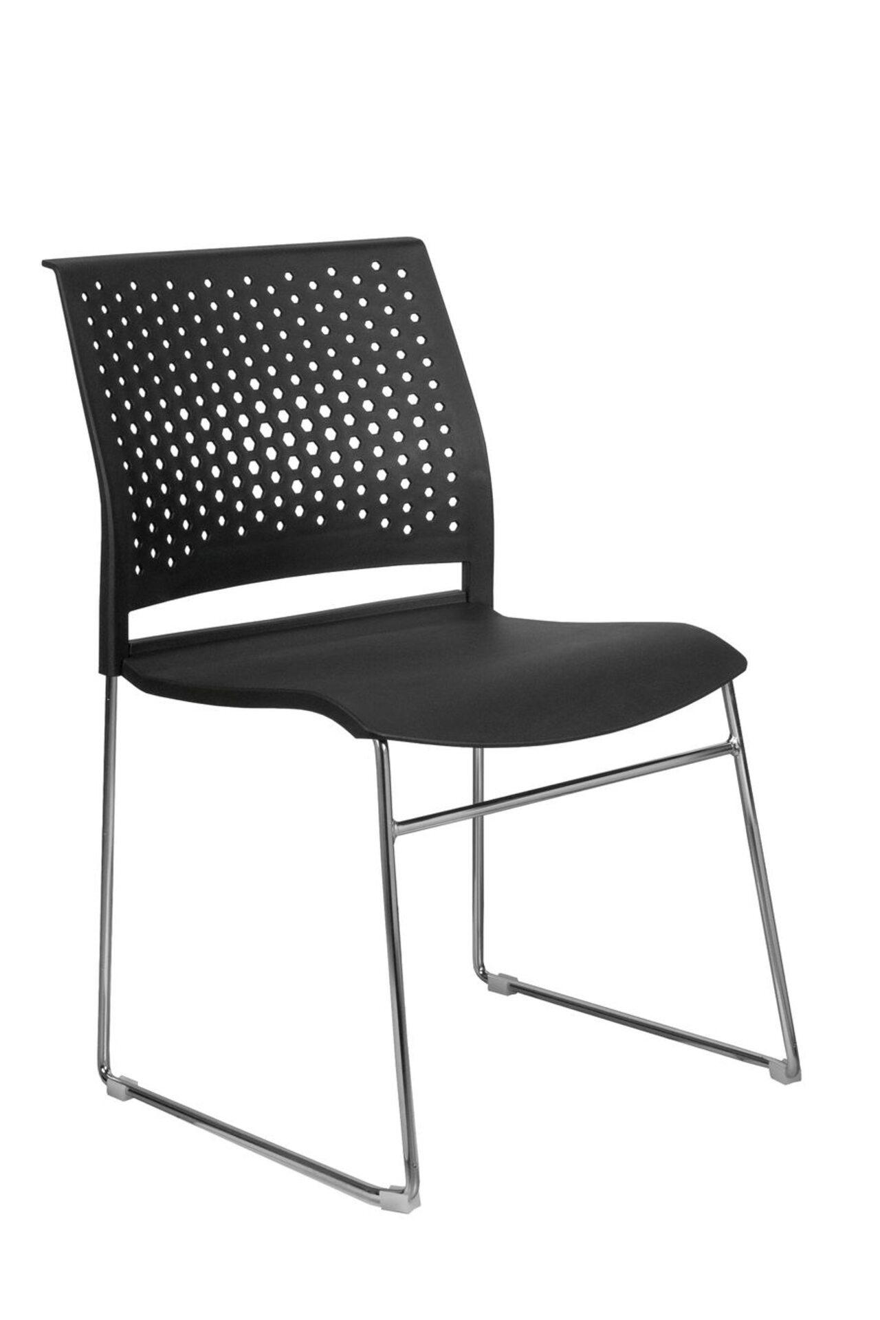 Кресло для посетителя D918 - фото 1