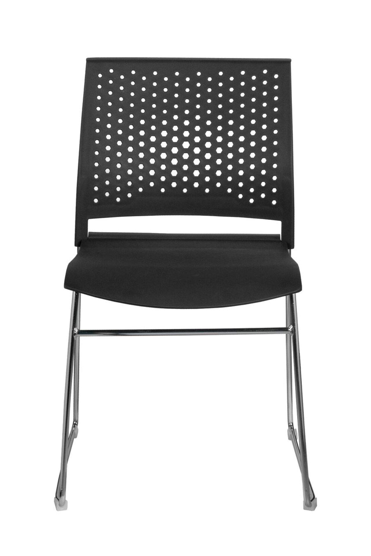 Кресло для посетителя D918 - фото 3