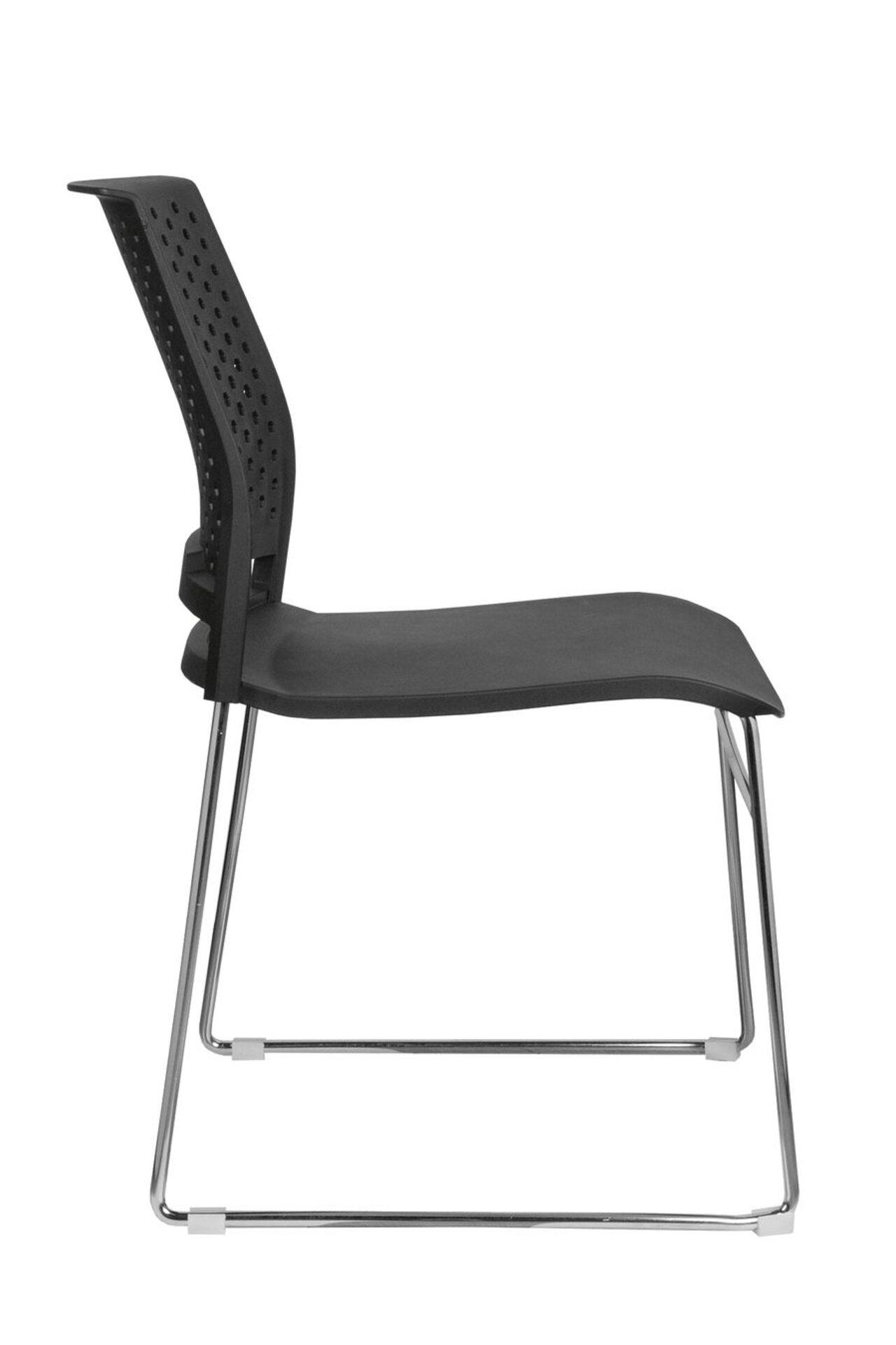 Кресло для посетителя D918 - фото 4