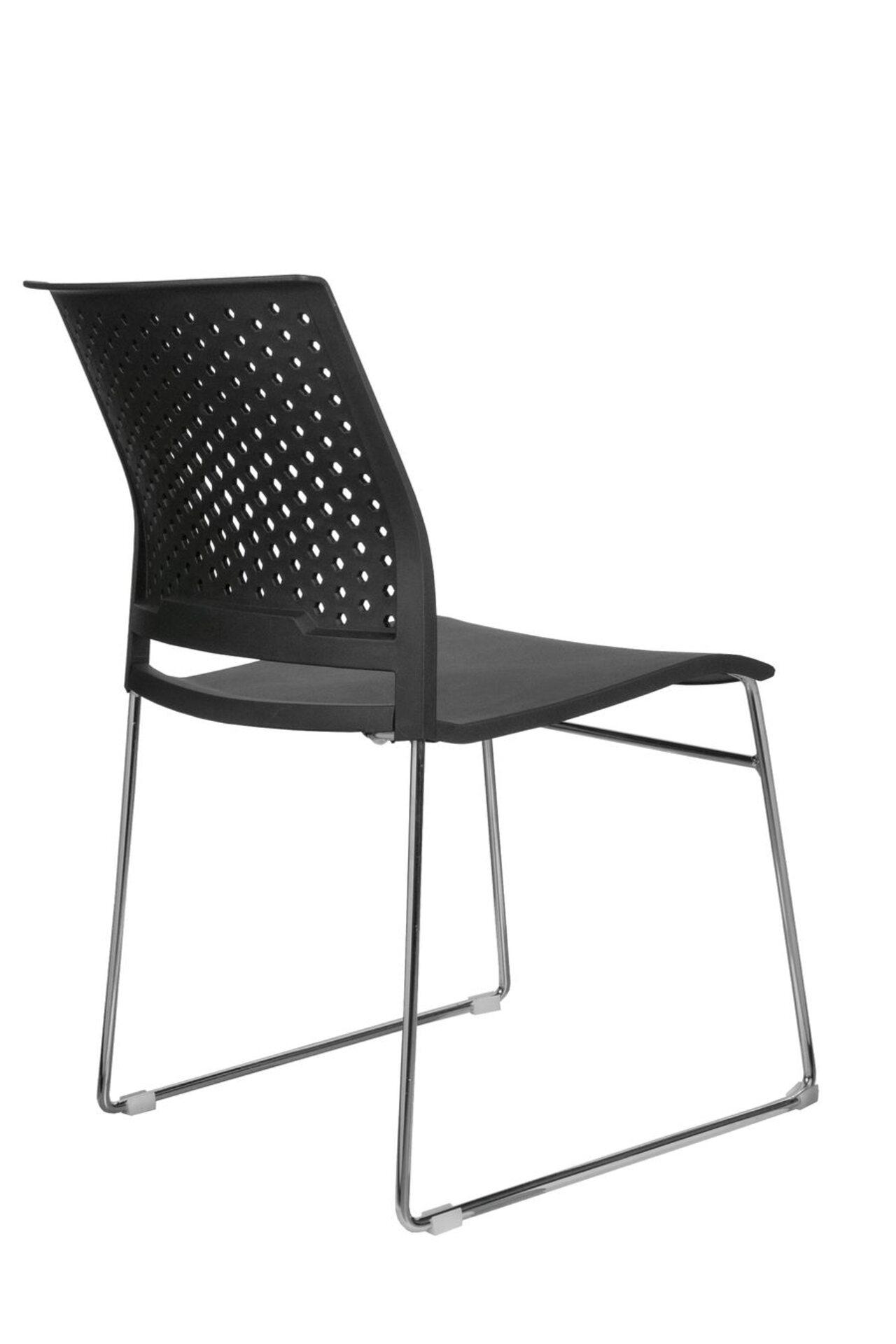 Кресло для посетителя D918 - фото 5