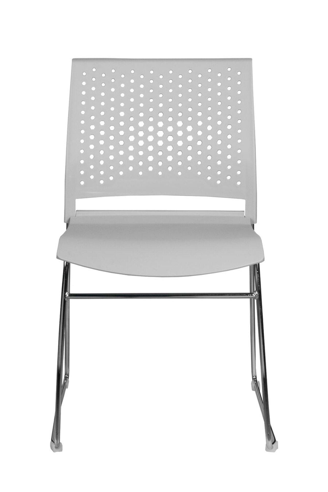 Кресло для посетителя D918 - фото 7
