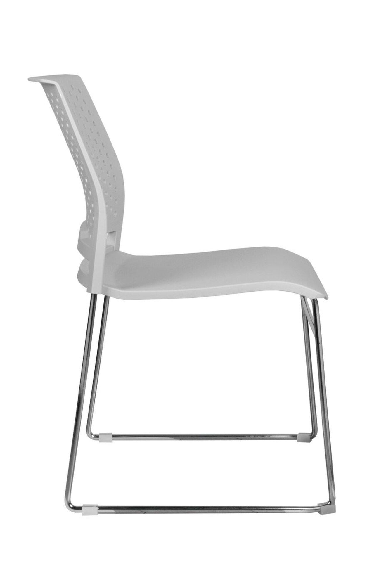 Кресло для посетителя D918 - фото 8