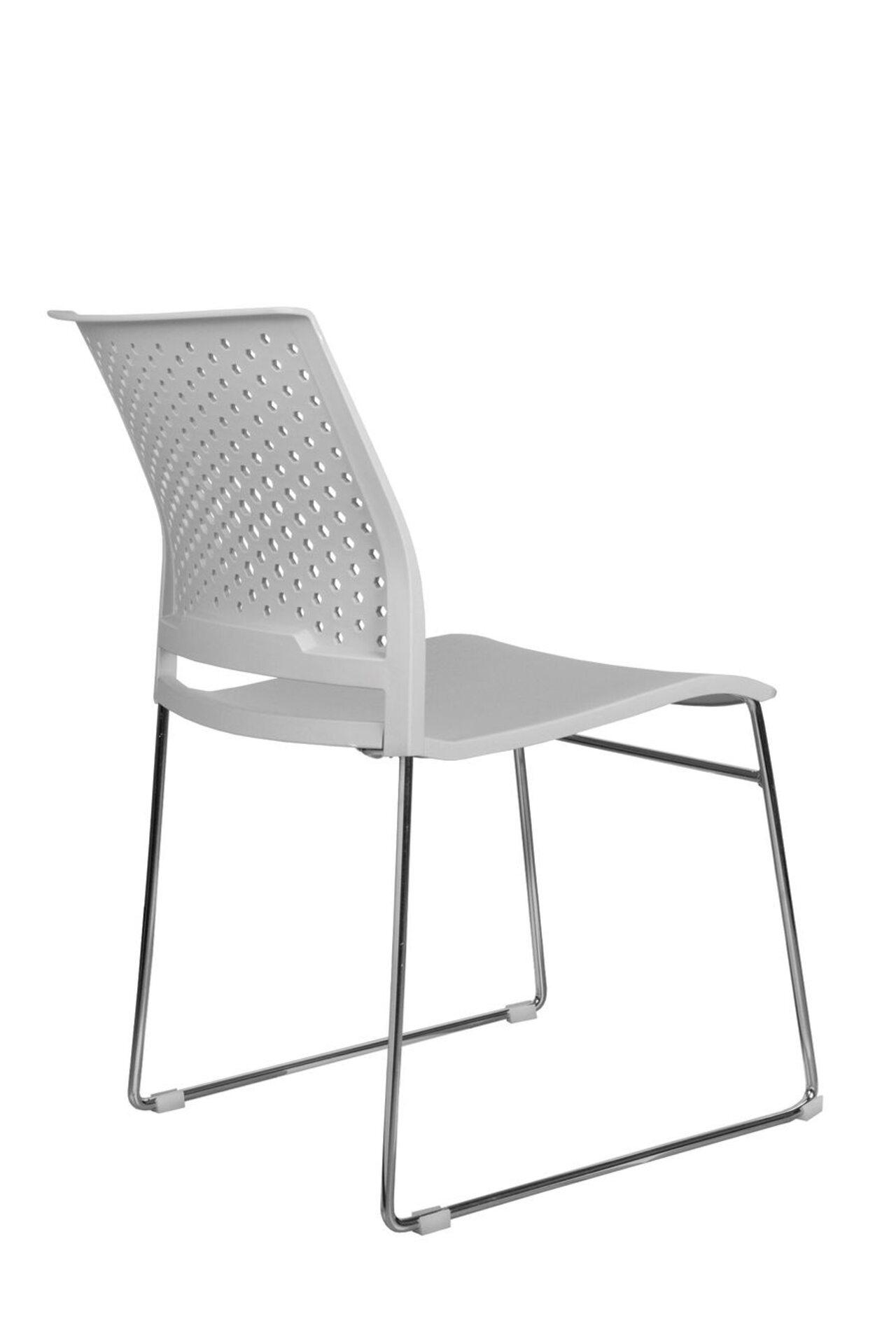 Кресло для посетителя D918 - фото 9