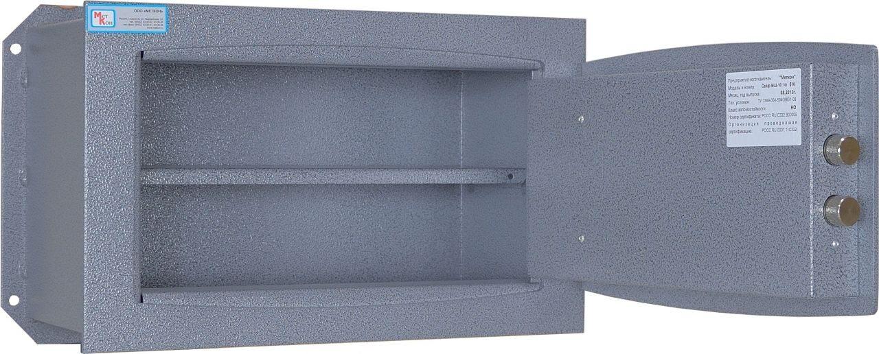 Встраиваемый стеновой шкаф ВШ-10 (А4) - фото 2