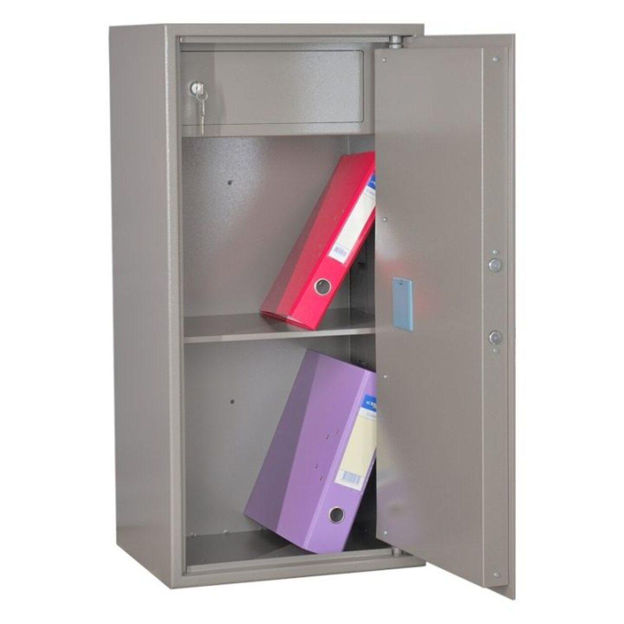 Шкаф офисный ШБМ-90Э - фото 2