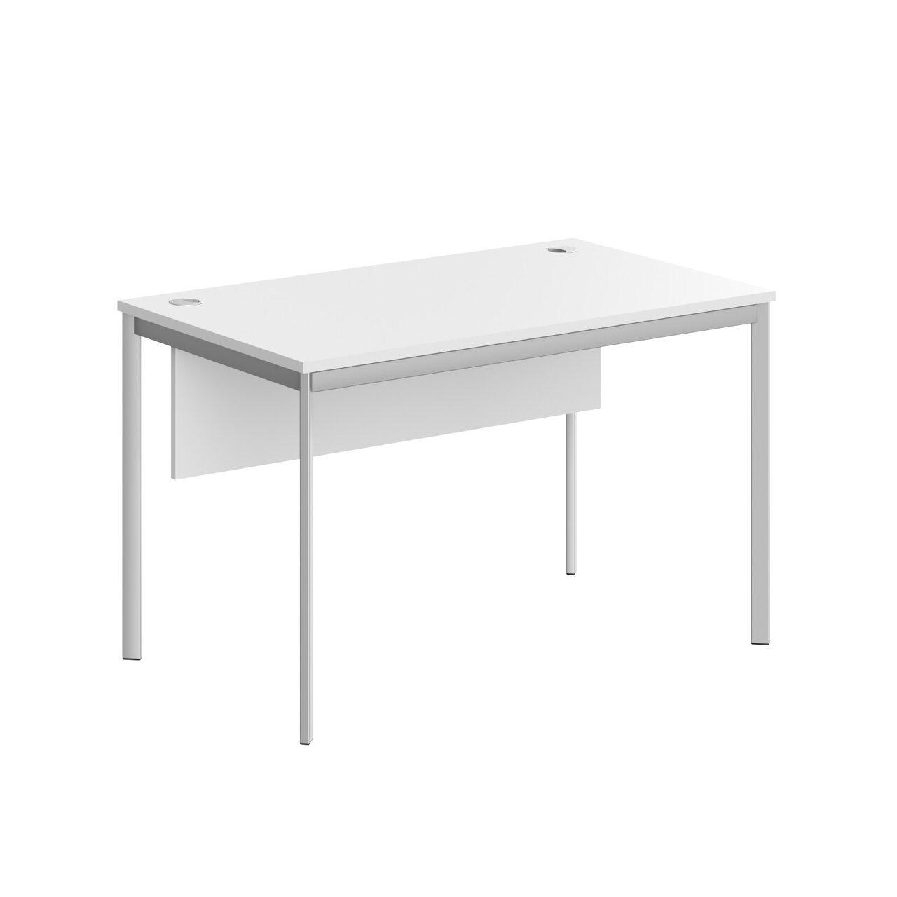 Стол прямой с фрональной панелью  IMAGO-S 72x120x76 - фото 2