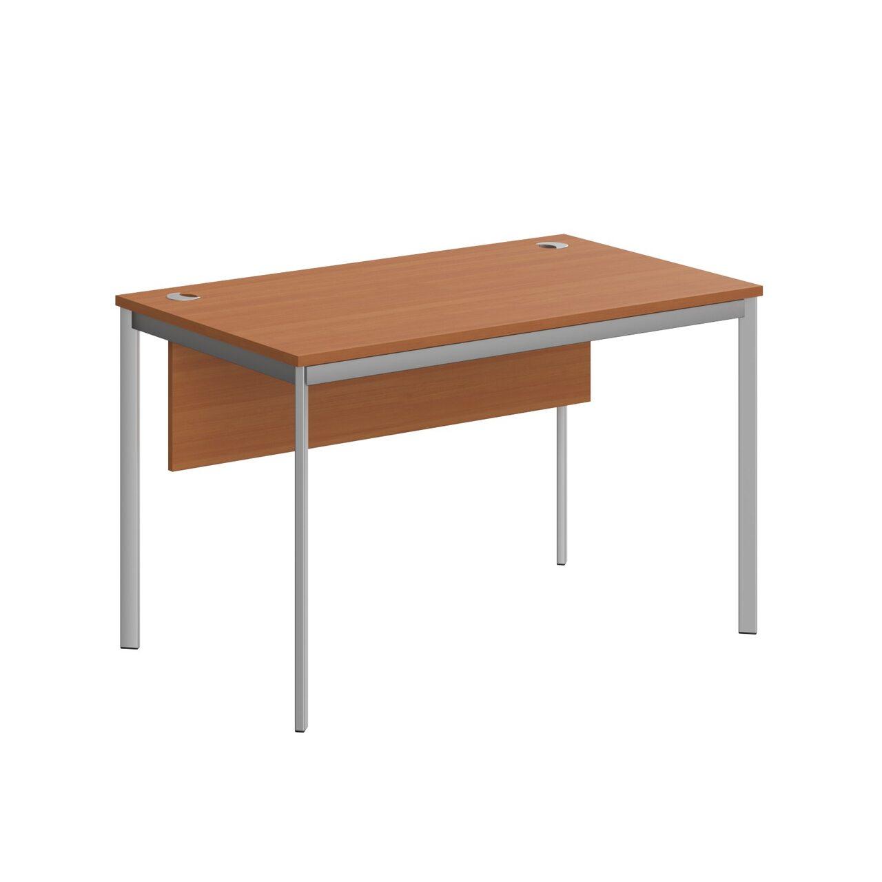 Стол прямой с фрональной панелью  IMAGO-S 72x120x76 - фото 6