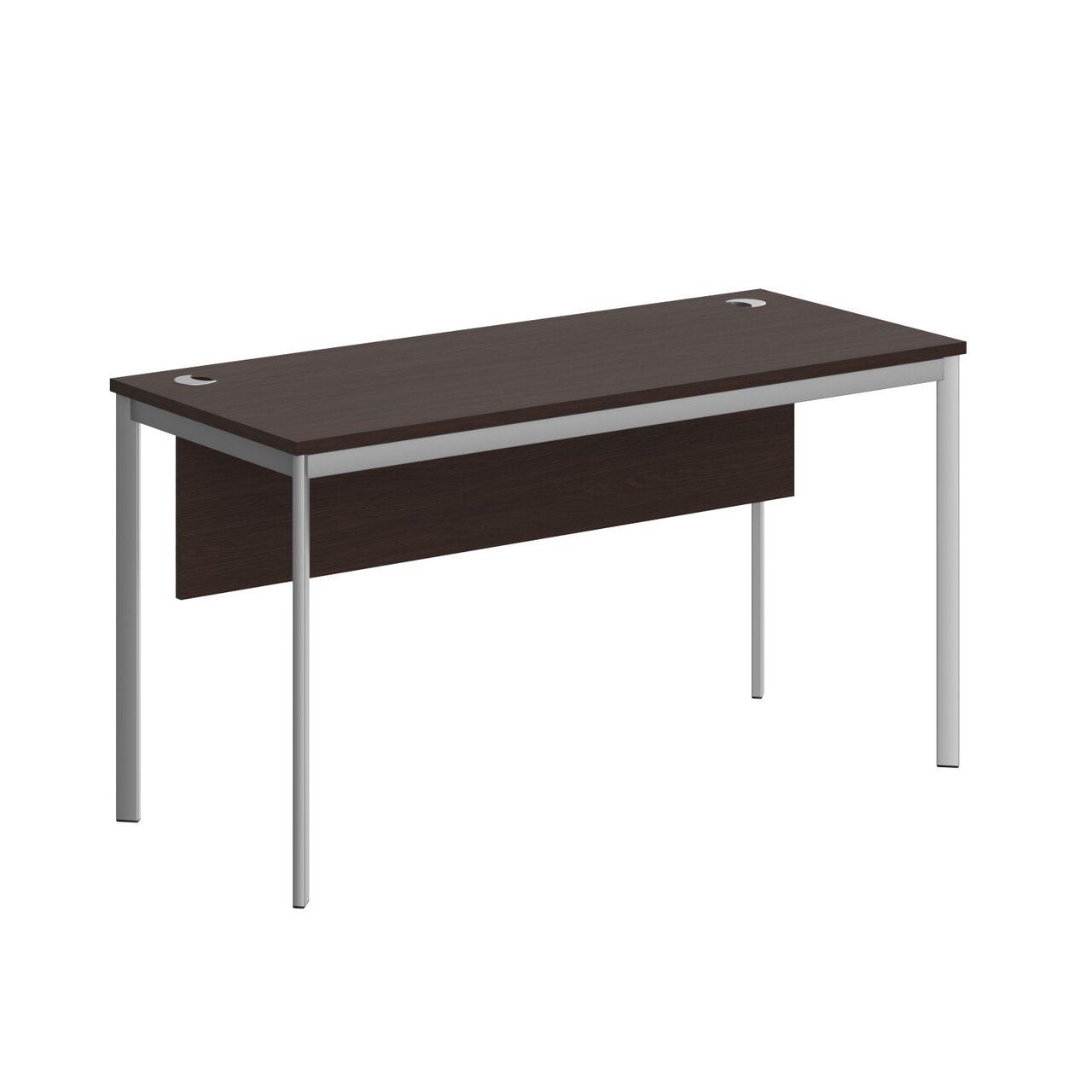 Стол прямой с фрональной панелью  IMAGO-S 140x60x76 - фото 3