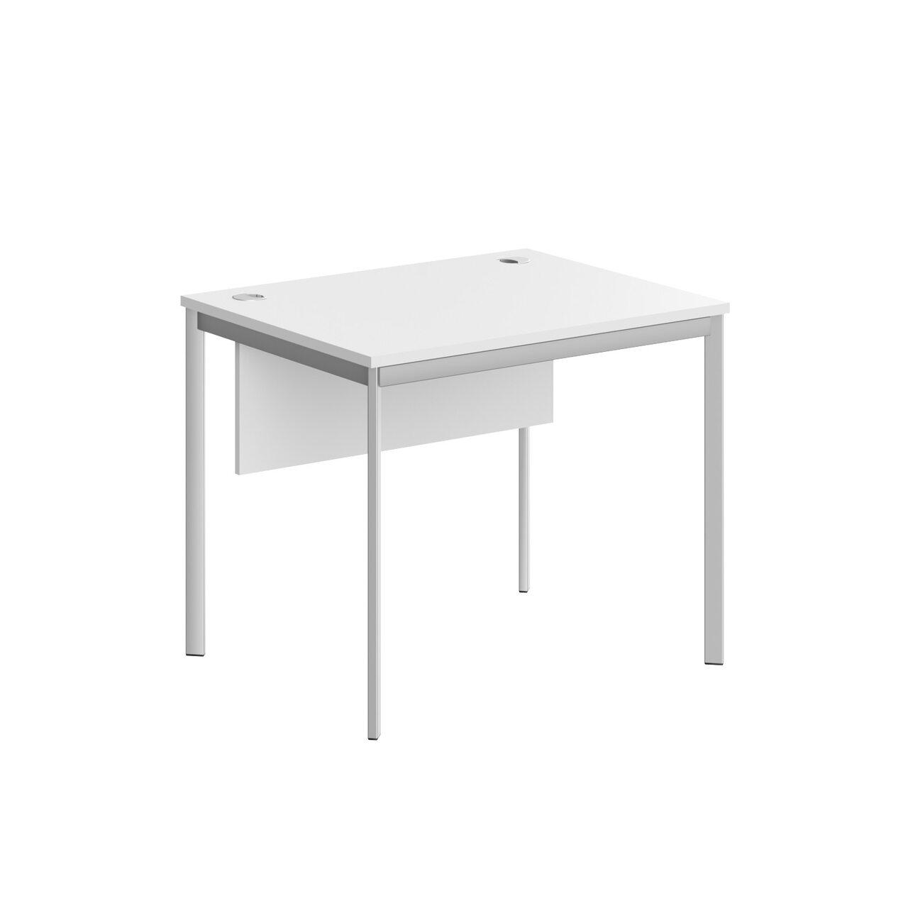 Стол прямой с фрональной панелью  IMAGO-S 90x72x76 - фото 2