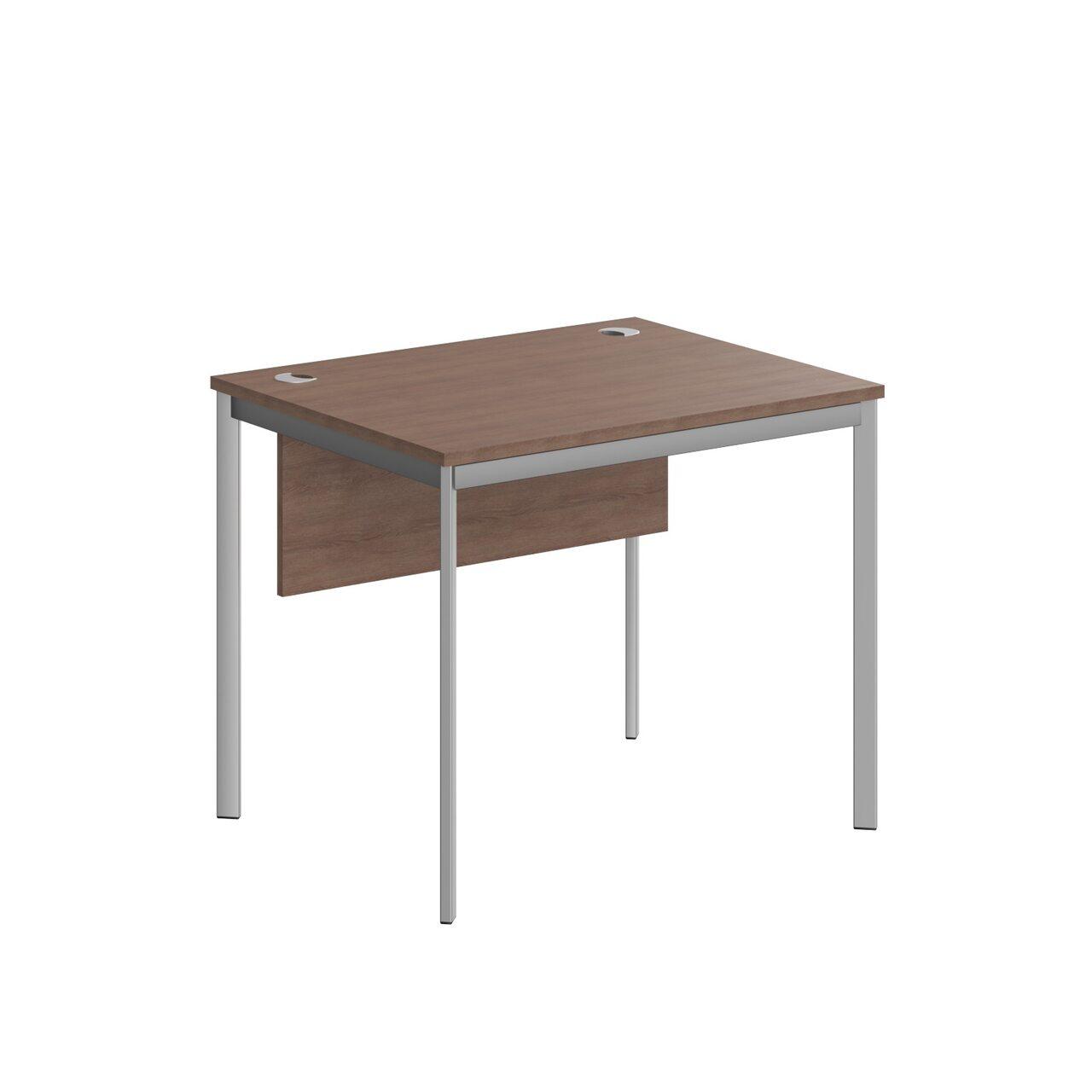Стол прямой с фрональной панелью  IMAGO-S 90x72x76 - фото 4